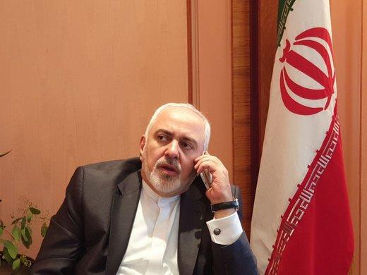 وزیر خارجه پاکستان با ظریف گفتگو کرد