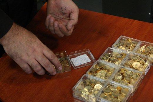 قیمت طلا و سکه در ۲۱ تیر ۹۹