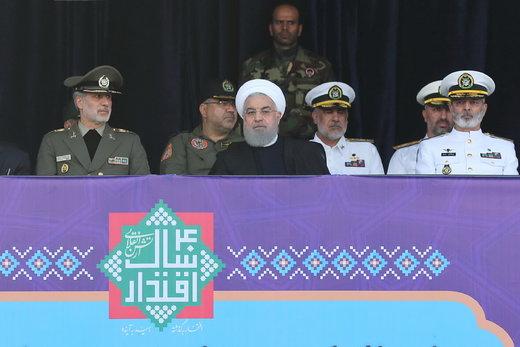 روحانی: قدرت ایران امروز میتواند قدرت منطقه باشد/قدرت ایران هرگز تهدیدی برای دیگران نیست