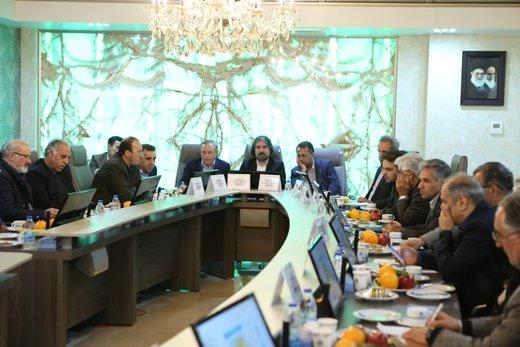۸ طرح ملی کمیسیون کشاورزی اتاق بازرگانی اصفهان در اختیار مجلس قرار گرفت