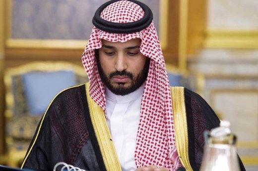 ولیعهد سعودی وارد پاکستان شد