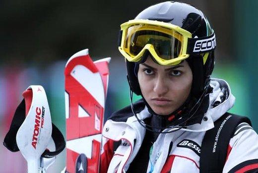 گفتوگو با دختر پهلوان اسکی ایران: بهخاطر ایمان و اعتقادم خطایم را اعلام کردم