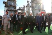 افتتاح فاز سوم پالایشگاه ستاره خلیج فارس