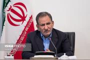 پیام تسلیت جهانگیری به محمد هاشمیرفسنجانی