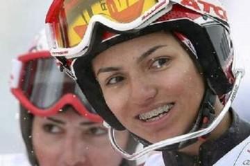 فیلم | کار جوانمردانه بانوی اسکی ایران