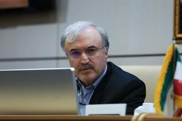 موافقت وزیر بهداشت با استعفای ایازی