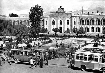 ۷۸ سال پیش جمعیت تهران و ایران چقدر بود؟