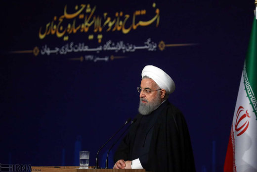 President: Iran on self-sufficiency path