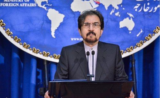 وزارة الخارجية الإيرانية تدعو الهند وباكستان إلي ضبط النفس