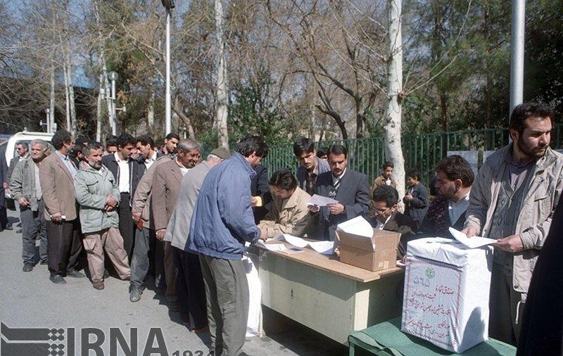 تصاویر | ۱۹ سال قبل؛ انتخابات مجلس ششم
