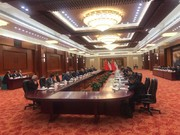 لاريجاني: إيران مستعدة لتعزيز العلاقات مع الصين