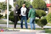 فیلم | دوربین مخفی عامل انتحاری در تهران!