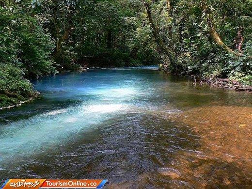 رودخانه سلسته کاستاریکا