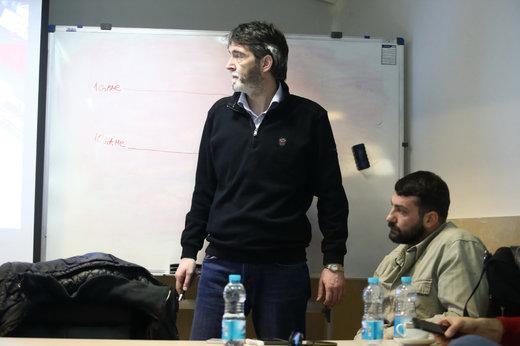 میخائیل چیریچ: در واترپلوی ایران پتانسیل پیشرفت را دیدم/ از خوش رفتاری ایرانیان شگفت زده شدم