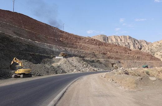 نیاز ۲۵۰ میلیارد تومانی جهت تکمیل ۴ خطه خرمآباد-پلدختر