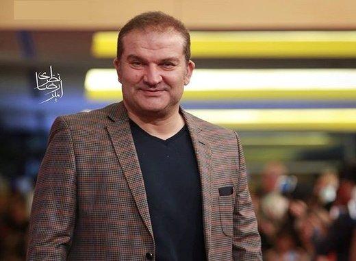 گریم جدید مهدی سلطانی در سریال «خوابزده» سیروس مقدم/ عکس