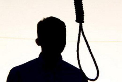 باز شدن طناب دار از گردن جوان ۲۷ ساله