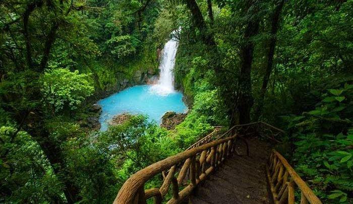 تصاویر | شفافترین رودخانه دنیا را ببینید!