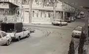 فیلم   سرقت خشن از یک زن در گوهردشت کرج