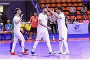 تصویری از حضور تیم ملی فوتسال ناشنوایان در مسابقات قهرمانی آسیا-اقیانوسیه