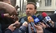فیلم | واکنش واعظی به زمزمههای استیضاح رئیس جمهور