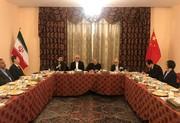 Iran speaker: No country can damage Iran-China ties