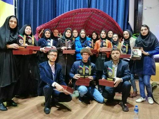 کسب ۱۴ مقام برتر کشوری توسط دانشجویان دانشگاه پیام نور استان چهارمحالوبختیاری