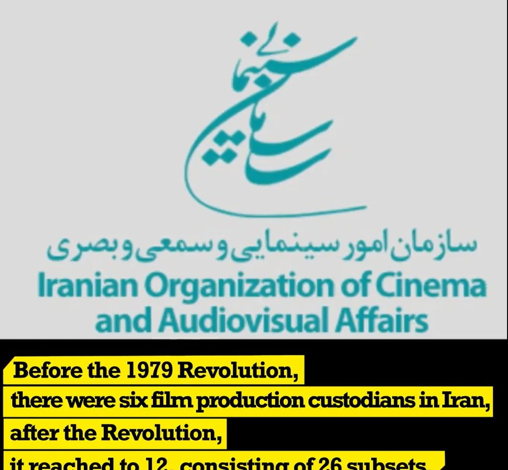 Iran's achievement after the 1979 revolution in the field of Cinema