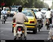 سرگیجه، عامل اصلی تصادف موتورسوارها در تونل های درون شهری