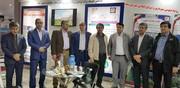 حضور شهرداری سیسخت به نمایندگی از شهرداریهای استان در نمایشگاه مدیریت شهری در بندرعباس