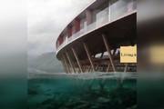 فیلم | هتل «انرژی مثبت» در نزدیکی مدار قطب شمال