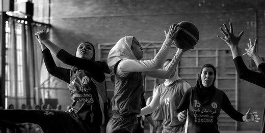 اعتراض و جنجال در لیگ بسکتبال زنان