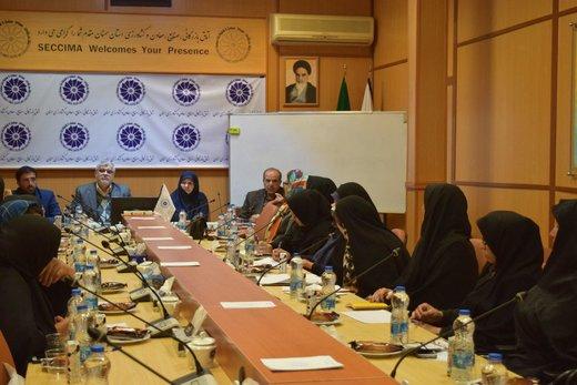 کانون زنان بازرگان استان سمنان تشکیل شد