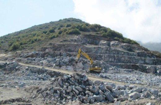 عملیات احداث واحد کنسانتره نفلین سینیت در کلبیر آغاز شد