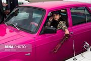 تصاویر | دورهمی خودروهای اسپورت و کلاسیک به مناسبت ۴۰ سالگی انقلاب