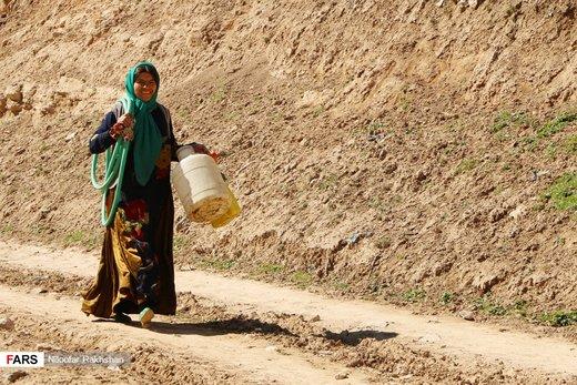 لبهای خشکیده در سرچشمه بزرگترین رودخانهها/ خشکسالی را جدی بگیریم