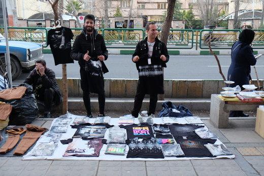 دستفروشان را نمیشود حذف کرد/ آنها واقعیت تهران هستند