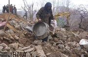 تصاویر | ۱۴ سال قبل؛ زلزلهای که زرند کرمان را زیر و رو کرد