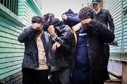 تصاویر   دستگیری اعضای باند مخوف سرقت منازل   ۶ فقره قتل در کارنامه سارقان