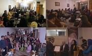 نکوداشت استاد صابر صابر در سنندج برگزار شد