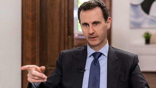 بشار اسد فرمان عفو عمومی صادر کرد
