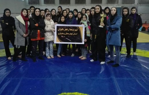 کسب ۲۲ مدال رنگارنگ توسط ورزشکاران استان چهارمحال وبختیاری