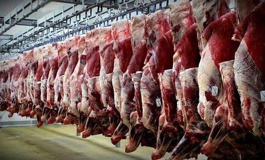 توزیع گسترده گوشت ومیوه با نرخ دولتی در تهران