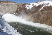 آغاز رهاسازی آب از سد مخزنی زولا به دریاچه ارومیه