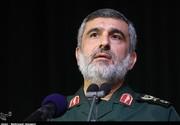 سردار حاجیزاده: برای «ساخت و نگهداری موشک» از تونل زیرزمینی استفاده میکنیم