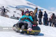 تصاویر | تفریحات زمستانی در پیست اسکی ارومیه