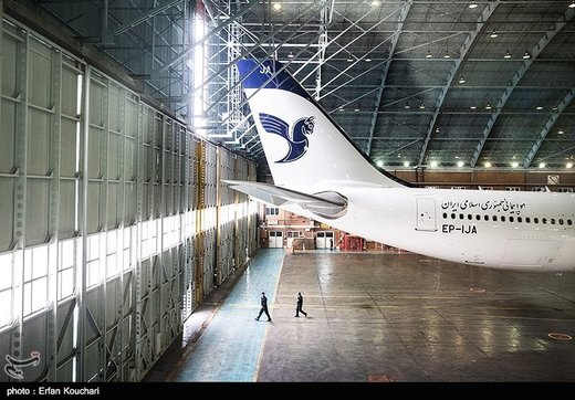 New Planes Added to Iran Air Fleet