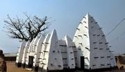 تصاویر | معماری خاص مساجد در غرب آفریقا