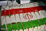 تصاویر | برش کیک دهه پنجم انقلاب در مشهد