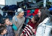 همسر بشار اسد از پروژههای اقتصادی در سوریه بازدید کرد